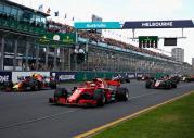 GP Australii 2018 - wyścig