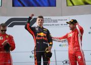GP Austrii 2018 - wyścig