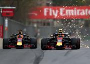 GP Azerbejdżanu 2018 - wyścig