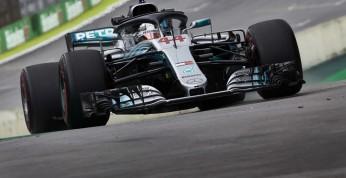 Mercedes spodziewał się awarii silnika Hamiltona