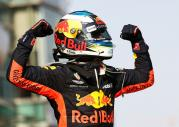 GP Chin 2018 - wyścig