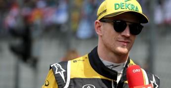 Hulkenberg imponuje w korespondencyjnym pojedynku z Verstappenem