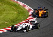 GP Japonii 2018 - wyścig