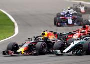 GP Meksyku 2018 - wyścig