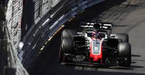 Haas usunął elementy aero z bolidu w Monako, bo były zbyt delikatne