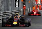 GP Monako 2018 - wyścig