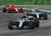 GP Niemiec 2018 - wyścig