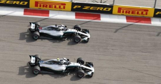 Hamilton uważa swój duet z Bottasem za najzgodniejszy w historii F1