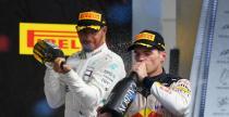 Hamilton o przegranym starciu z Verstappenem: Dałemu mu o wiele za dużo miejsca