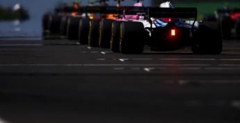 Poprawiono przepisy F1 dotyczące ustawienia na starcie wyścigu