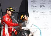 GP Wielkiej Brytanii 2018 - wyścig