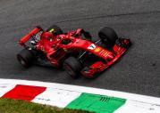 GP Włoch 2018 - treningi i kwalifikacje