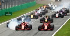 Ecclestone: Vettel przegrał przez Ferrari