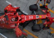 Testy F1 po GP Abu Zabi 2018