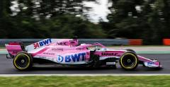 Force India zmieniło nazwę na Racing Point Force India i straciło punkty w klasyfikacji konstruktorów