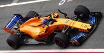 McLaren rozwiązał problemy z testów