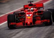 Drugie testy F1 przed sezonem 2018