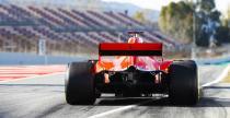 Lauda skarży się na dym z bolidu Ferrari