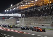 GP Bahrajnu 2019 - wyścig