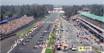 Tor F1 w Meksyku - przebudowa
