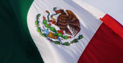 Flaga Meksyku Typy na GP Meksyku (wyścig)