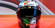 Alonso ma specjalny kask na ostatni wy�cig z Ferrari