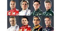 Zamiana fryzur mi�dzy kierowcami F1. Alonso jest za