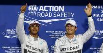 Rosberg liczy na b��d Hamiltona