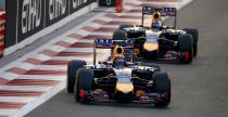 Nielegalne skrzyd�a Red Bulla w GP Abu Zabi efektem