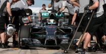 GP USA - 2. trening: Hamilton wci�� na czele mimo awarii bolidu