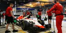 Manor planuje wprowadzi� nowy bolid na p�metku sezonu