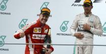 Vettel okrzykn�� zas�u�one zwyci�stwo Ferrari