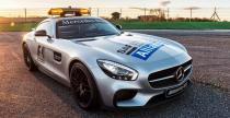 Mercedes-AMG GT S nowym samochodem bezpiecze�stwa w F1