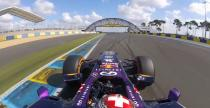 Bolid F1 na torze Le Mans (wideo)