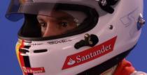 Vettel w nowym kasku na sezon 2015