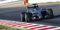 II testy F1 w Barcelonie 2015 - podsumowanie i statystyki