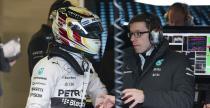 Hamilton: Mercedes nawet lepszy ni� ubieg�ego roku