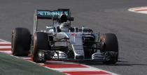 Rosberg pewny dominacji Mercedesa w GP Australii