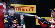 Vettel i Raikkonen spieraj� si� z Verstappenem