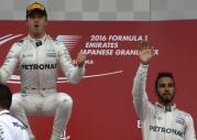 GP Japonii 2016 - wyścig