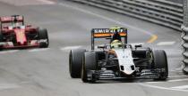 Perez najlepszym kierowc� GP Monako