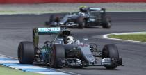 Hamilton pewny, �e m�g� by� szybszy od Rosberga