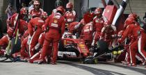Ferrari ukarane grzywn� za wpadk� z pit-stopem Raikkonena