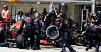 Red Bull nie rozumie pomy�ki Verstappena