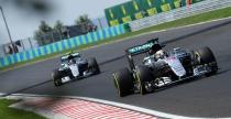Rosberg bagatelizuje spadek za Hamiltona w punktacji