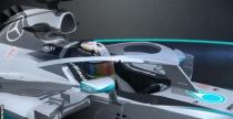 F1 rozwa�a os�on� na kokpit bolidu z szybk�