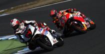 Alonso na dwóch kołach obok mistrza świata MotoGP