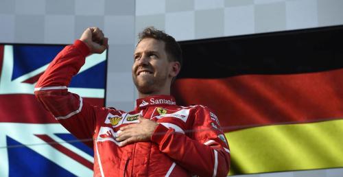 Vettel najlepszym kieowcą GP Australii także wg fanów