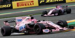 Esteban Ocon i Sergio Perez