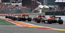 Limit silników w F1 ponownie zaostrzony